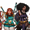 Rat Queens Artist Leaves Title Over Allegations Of Domestic Abuse