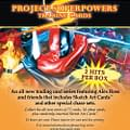 Project Superpowers Gets Trading Card Set