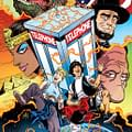 Bill &#038 Ted The Con Job And Hit: 1957 Leads BOOM Studios March 2015 Solicitations