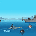 Play As Kim Jong-Un Riding A Narwhal In Kickstarter Game Glorious Leader