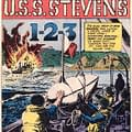 Sam Glanzmans U.S.S. Stevens Series From DC Comics To Be Collected By Dover Publishing