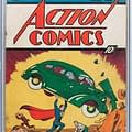 Action Comics #1 In 3.0 CGC Sells For Over Three Hundred Grand Frank Frazetta Art Sells For Close To Two Hundred Grand