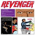 A Female 80s Hero Evens The Odds &#8211 Preview Revenger #1 From Charles Forsman And Oily Comics