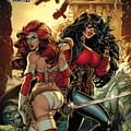 Exclusive First Look At The Women Of Dynamite For April 2015