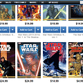 Marvel Now Selling All Of Dark Horses Star Wars On ComiXology