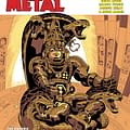 Heavy Metal Debuts Kirby ComicsPRO Cover And New Series The 49th Key