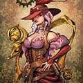 Free On Bleeding Cool &#8211 Legenderry: A Steampunk Adventure #2