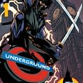 Valiant Heads To London With Lupacchino Ninjak Exclusive Cover