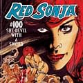 Free On Bleeding Cool &#8211 The Snare From Red Sonja #100