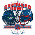 Captain America Vs Star Lord &#8211 The Comic Book Super Bowl