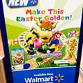 Gold Mario Amiibo Looks To Be Exclusive To Walmart In The US