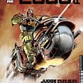 Preview This Weeks 2000AD &#8211 Judge Dredd Survival Geeks Savage: Grinders The Order Thargs 3rillers