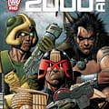 Jump On Board With This Weeks 2000AD