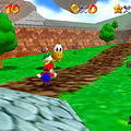 You Can Play The First Level Of Super Mario 64 On Your Computer Right Now
