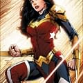 J Scott Campbell And Wonder Womans New Shoulder Pads