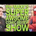 Maxxs Super Awesome Comic Review Show &#8211 Giant Days The Fade Out Ms. Marvel Archie Vs. Predator Ei8ht &#038 More
