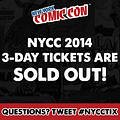 Two Weeks Till You Scream About Getting &#8211 Or Not Getting &#8211 NYCC Tickets