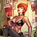 Exclusive Extended Previews Of Lady Rawhide / Lady Zorro And 3 Trades