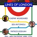 Lines of London: A Sequential Drawing Class With T Pub This Week