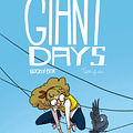 Advance Review: Giant Days #2 Is Comically Honest