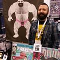 WonderCon 15 &#8211 Talking With Ed Luce About Wuvable Oaf From Fantagraphics