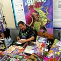 When Robbi Rodriguez Was An Extreme Comic Book Signer