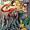 A Look Inside Convergence Plastic Man and The Freedom Fighters #2