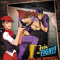 In The World Of DC Bombshells The Waynes Lived&#8230.
