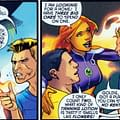 Starfire In The Changing Of The Clothes