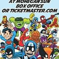Connecticut Comiconn 2015 Will Test Your Stamina