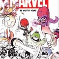 Marvel Trademarks Color Your Own For Comic Books