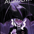Vampire Bats A Jealous Ex-Boyfriend And Intense Action In Gotham Academy #8
