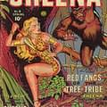 Dynamite To Cross Sheena Queen Of The Jungle With Tarzan Lord Of The Jungle