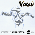Early Concept Art For The CW Seeds Vixen