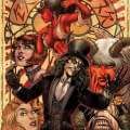 Joyce Chins Process Art For Alice Cooper Vs. Chaos #1