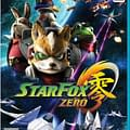 Take A Look At The Vibrant Star Fox Zero Box Art