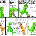 From Strip To Script &#8211 Ryan Norths Dinosaur Comics