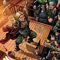 Sean Izaakses Variant For Pathfinder: Origins #6