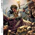 Stories Tend To Veer Off When You Least Expect It &#8211 Leah More On Swords of Sorrow: Dejah Thoris / Irene Adler