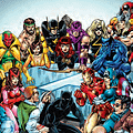 John Byrne Gets A Mixed Marvel Omnibus And Other 2016 Omnibi