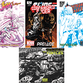 IDWs Exclusives In Comic Books For NYCC 2015 &#8211 Jem Danger Girl TMNT And GI Joe