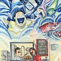 Geek Fuel Gets Exclusive Bobs Burgers Cover From Sara Richards