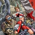 Providence Mercury Heat Crossed: Badlands And Crossed +100 This Week From Avatar Press