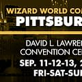 Learn About Comics From The Pros At Wizard World Pittsburgh