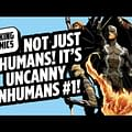 Talking Comics &#8211 Discussing This Weeks Upcoming Titles From Uncanny Inhumans To Karnak  Clean Room Titans Hunt &#038 More