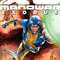 Valiant Previews &#8211 Ninjak #8 Unity #23 And X-O Manowar #41