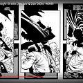 Lots Of Pages From Dark Knight III And Retailer Covers Too &#8211 Screencapped