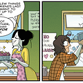 We All Need A Friend That Throws Our Cupcakes Out The Window: Giant Days #8 Review