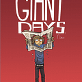 Headlines Love And OOops An Advance Review Of Giant Days #9