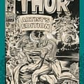 Jack Kirbys Thor Gets Artists Edition Treatment From IDW